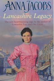 Cover of: Lancashire Legacy