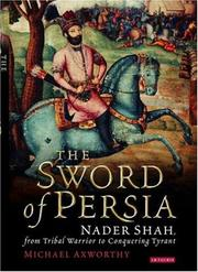 Cover of: The Sword of Persia | Michael Axworthy