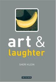 Cover of: Art and Laughter (Art and... Series) | Sheri Klein