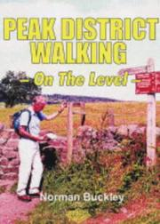Cover of: The Peak District Walking - On the Level