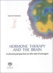 Hormone Therapy and the Brain