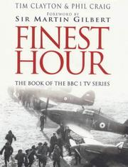 Finest hour : Battle of Britain