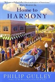 Cover of: Home to Harmony