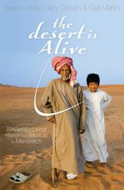 Cover of: The Desert Is Alive |