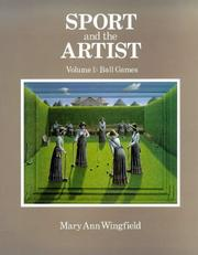 Cover of: Sport and the Artist