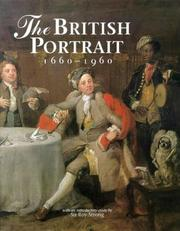Cover of: The British portrait, 1660-1960 |