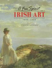 Cover of: Irish art, 1860-1960