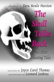 Cover of: The skull talks back and other haunting tales