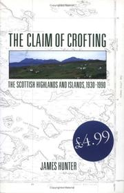 Cover of: The claim of crofting