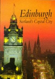 Cover of: Edinburgh the New Official Guide/Scotland's Capital City