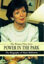 Cover of: The woman who took power in the park