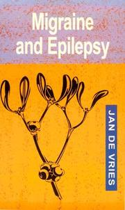 Cover of: Migraine and Epilepsy (By Appointment Only)