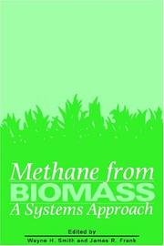 Cover of: Methane from biomass |