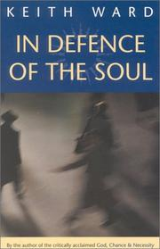 Cover of: Defending the soul | Keith Ward