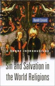 Cover of: Sin and salvation in the world religions