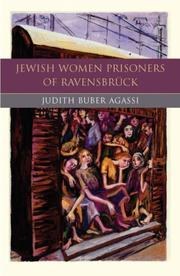 Cover of: Jewish Women Prisoners of Ravensbruck | Judith Buber Agassi