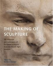 Cover of: The Making of Sculpture | Marjorie Trusted