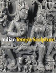 Cover of: Indian Temple Sculpture