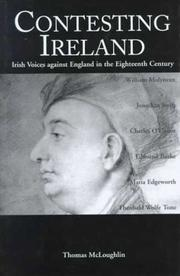Cover of: Contesting Ireland