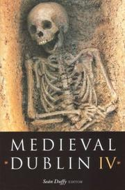 Cover of: Medieval Dublin IV | Sean Duffy