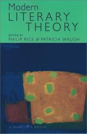 Modern Literary Theory by