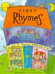 Cover of: First Rhymes (Poetry & Folk Tales)