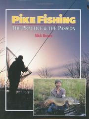 Cover of: Pike Fishing