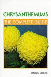 Cover of: Chrysanthemums