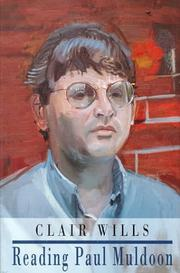 Cover of: Reading Paul Muldoon