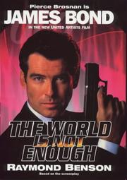 Cover of: The World Is Not Enough (SIGNED)