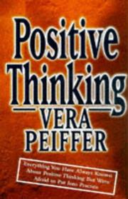 Cover of: Positive Thinking