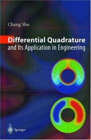 Cover of: Differential quadrature and its application in engineering