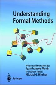 Understanding Formal Methods