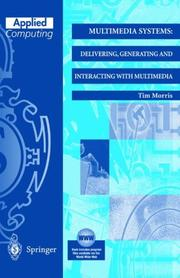 Cover of: Multimedia Systems