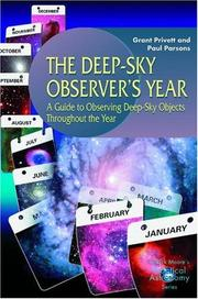 The Deep-Sky Observer's Year by Grant Privett, Paul Parsons