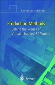 Cover of: Production Methods |