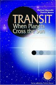 Cover of: Transit | Michael J. de F. Maunder