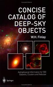 Cover of: Concise Catalog of Deep-sky Objects | W.H. Finlay