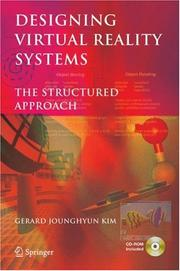 Cover of: Designing Virtual Reality Systems | Gerard Kim