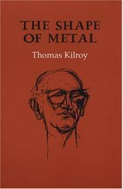 Cover of: The shape of metal