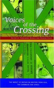 Cover of: Voices of the crossing