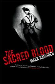 Cover of: The Sacred Blood