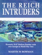 Cover of: The Reich intruders
