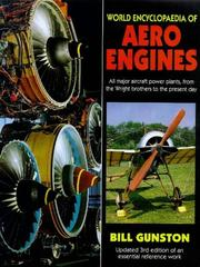 Cover of: World Encyclopedia of Aero Engines