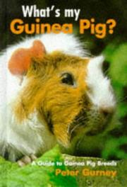 Cover of: What's My Guinea Pig?