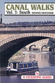 Cover of: Canal Walks