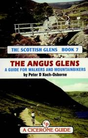 Cover of: The Angus glens