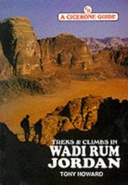 Cover of: Treks and climbs in Wadi Rum, Jordan