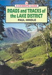 Cover of: Roads and tracks of the Lake District