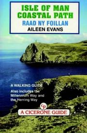 Cover of: The Isle of Man coastal path